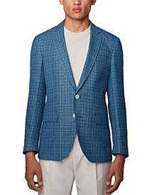 BOSS Men's Hartlay2 Slim-Fit Suit