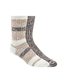 Women's Boot Socks, Pack of 2