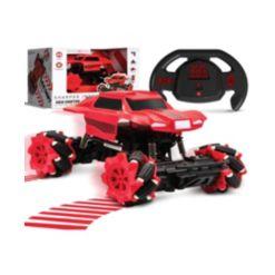 Sharper Image Toy Remote Control Side Drifter Monster Truck