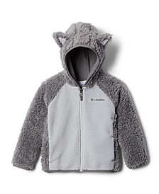 Toddler Boys and Girls Foxy Sherpa Full Zip Jacket