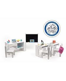 Doll Classroom Set