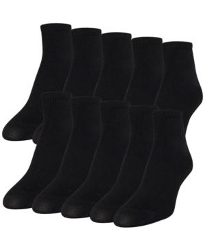 Women's Lightweight 10pk Ankle Socks