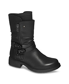 Women's Brandy Motorcycle Bootie