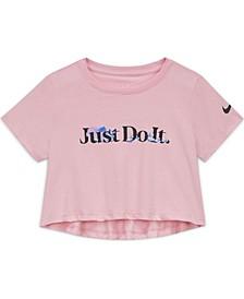 Sportswear Big Girl's Cropped T-Shirt