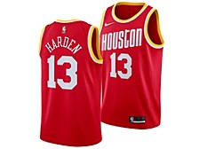 Houston Rockets James Harden Men's Hardwood Classic Swingman Jersey
