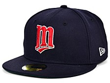 Minnesota Twins Cooperstown 59FIFTY Cap