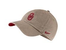 Oklahoma Sooners Washed Adjustable Cap