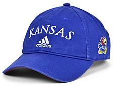 Kansas Jayhawks Wordmark Cap