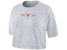 Texas Longhorns Women's Cropped T-Shirt