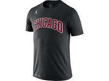 Chicago Bulls Men's Statement Wordmark T-Shirt