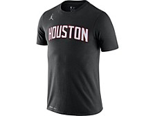 Houston Rockets Men's Statement Wordmark T-Shirt