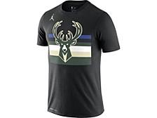 Milwaukee Bucks Men's Statement Wordmark T-Shirt