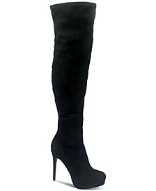 Clarissa Over-The-Knee Boots, Created for Macy's