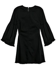 Reckless Life Denim Mini Dress