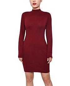 Juniors' Sweater Dress
