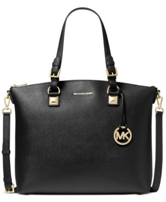 Karla Large Multi-function Leather Tote