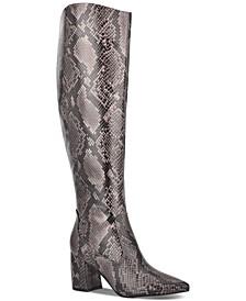 Retie Knee-High Boots
