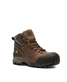 "Men's 6"" Safety Toe Work Summit Work Boot"