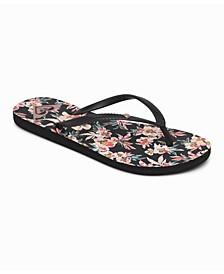 Women's Bermuda Flip Flops