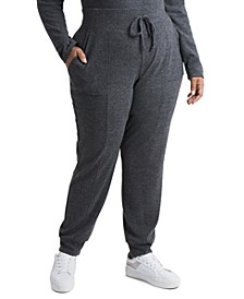 Women's Plus Size Pull On Jogger