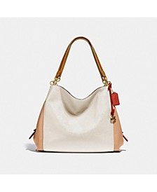 Colorblock Leather Dalton 31 63 Shoulder Bag