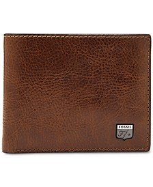Men's Jesse Leather Passcase