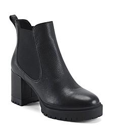 Women's Emelia Heeled Tailored Boot