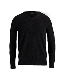 Naadam Men's V-Neck Cashmere Sweater