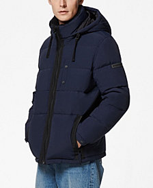 Hubble Men's Crinkle Down Jacket