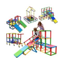 Funphix Create and Play Life Size Structures All-in-1 Set
