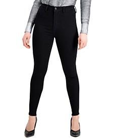 Juniors' Skyscraper High-Rise Skinny Jeans