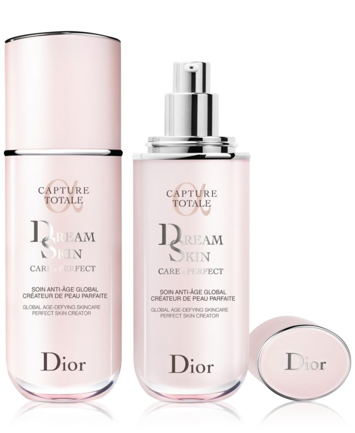 Dior 2-Pc. Capture Totale DreamSkin Care & Perfect Global Age-Defying Emulsion Discovery Set & Reviews - Beauty Gift Sets - Beauty - Macy's
