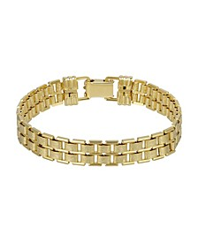 Women's 14K Gold Dipped Link Chain Bracelet