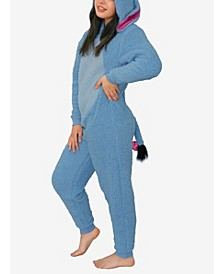Eeyore from Winnie the Pooh One Piece Hooded Pajama Set, Online Only