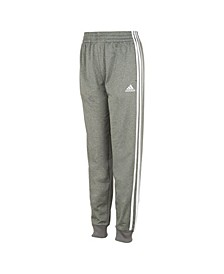 Big Boys Heathered Tricot Jogger Pant