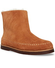 Women's Tanzie Moc-Toe Booties