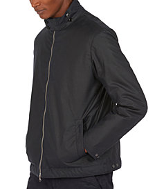 Barbour Men's Barnby Waxed Jacket