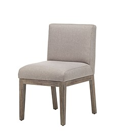 Wooden Chicago Accent Side Chair