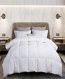 Goose Feather and Down Comforter, Twin