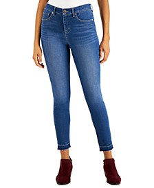 Petite High-Rise Skinny Ankle Jeans, Created for Macy's