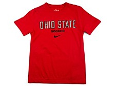 Ohio State Buckeyes Youth Core Soccer T-Shirt