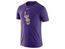 LSU Tigers Men's Legend Baseball Logo T-Shirt