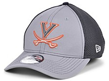 Virginia Cavaliers Grayed Out Neo Cap