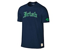Notre Dame Fighting Irish Men's Mock Twist T-Shirt