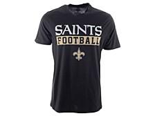 New Orleans Saints Men's Backdraft Super Rival T-Shirt