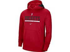 Houston Rockets Men's Spotlight Practice Hoodie