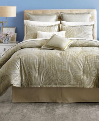 Good Tommy Bahama Furniture Closeouts #5: CLOSEOUT! Tommy Bahama Montauk Drifter Comforter Sets - Bedding Collections - Bed U0026amp; Bath - Macyu0026#39;s