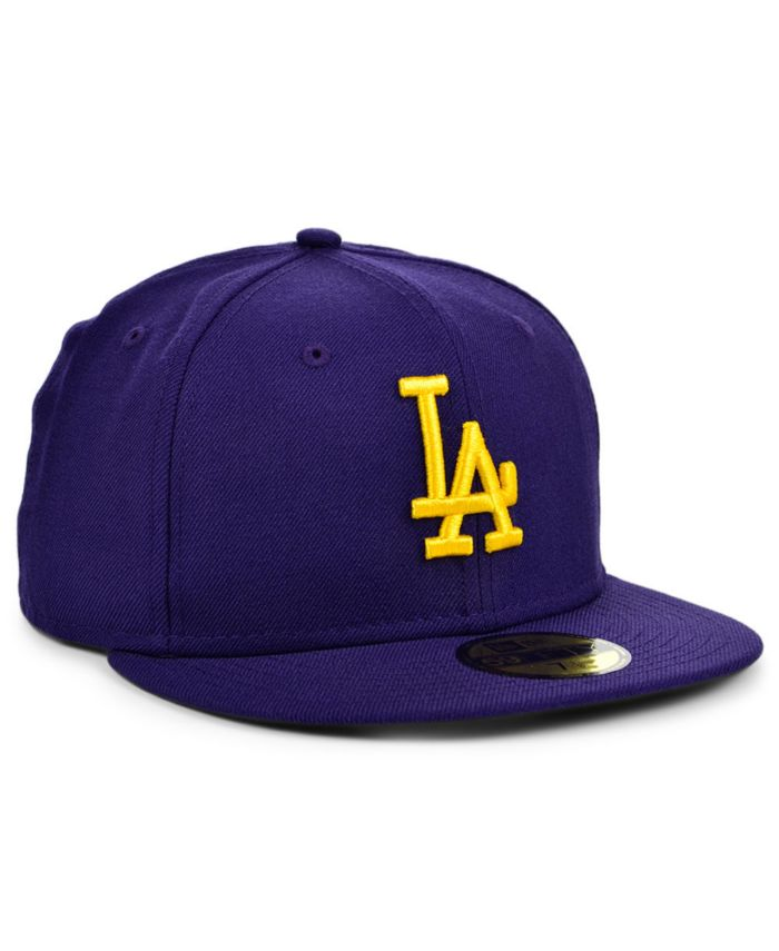 New Era Los Angeles Dodgers Customs 59FIFTY Cap & Reviews - MLB - Sports Fan Shop - Macy's