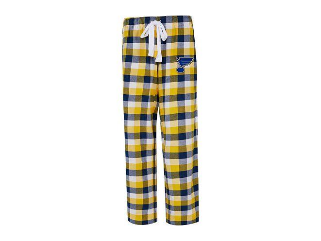 Concepts Sport St. Louis Blues Women's Breakout Plaid Pajama Pants