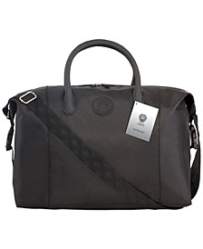 Receive a Complimentary Duffel with any large spray purchase from the Vince Camuto Men's fragrance collection